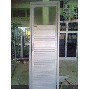 Jasa Pembuatan & Pemasangan Pintu Alumunium